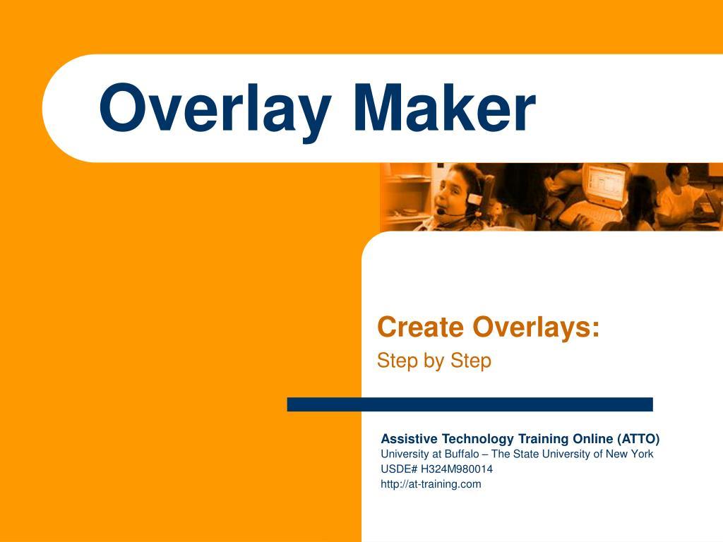 overlay maker l.