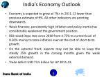 india s economy outlook