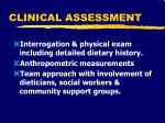 clinical assessment42