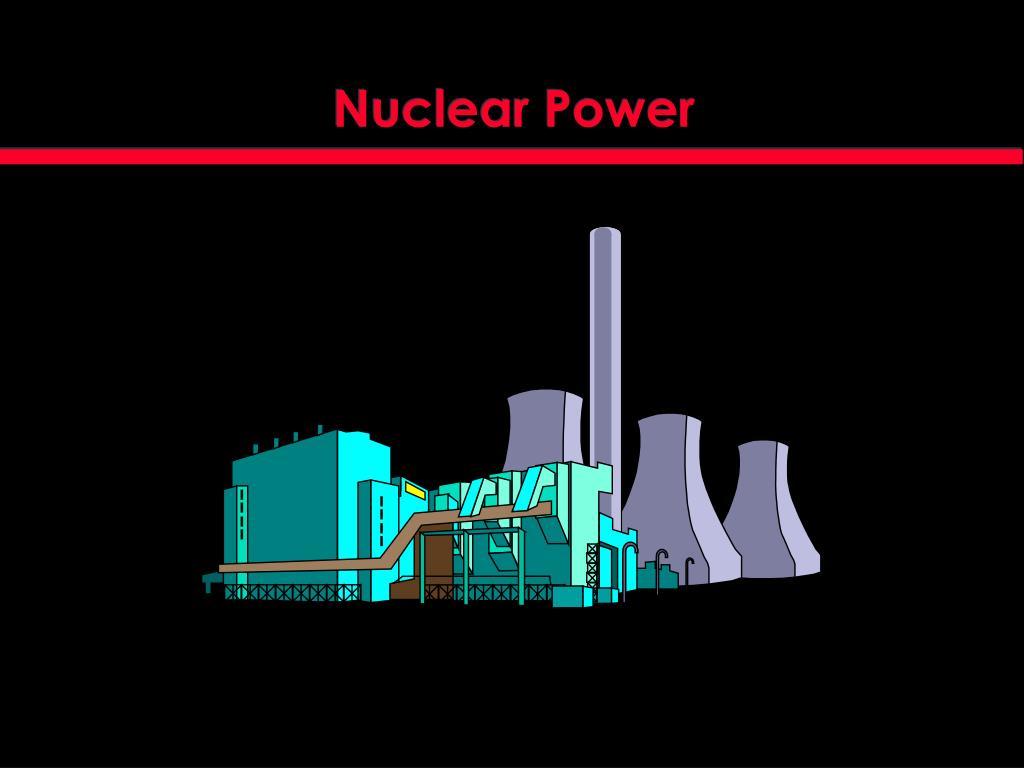 nuclear power l.