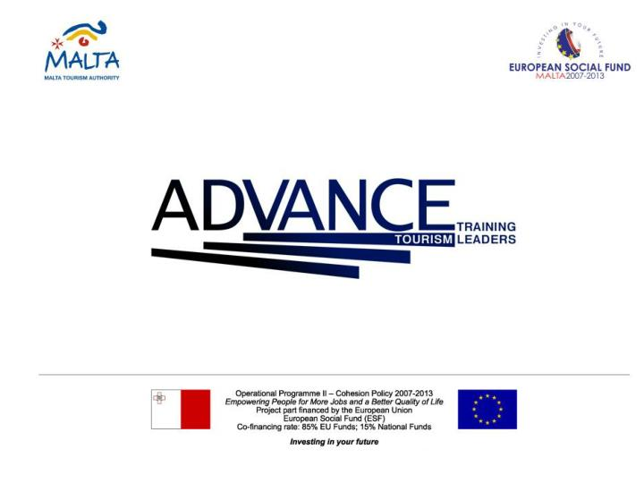 developing leader for change innovation in tourism n.