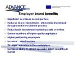employer brand benefits
