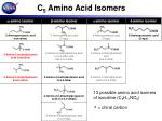 c 5 amino acid isomers