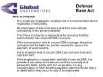 defense base act4