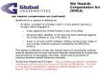 war hazards compensation act whca3