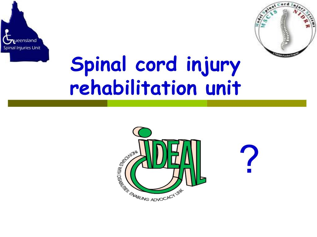informative speech spinal cord injuries Outpatient rehabilitative programs for spinal cord injury are available at the  rehabilitation institute of st louis, a partnership of bjc healthcare and.