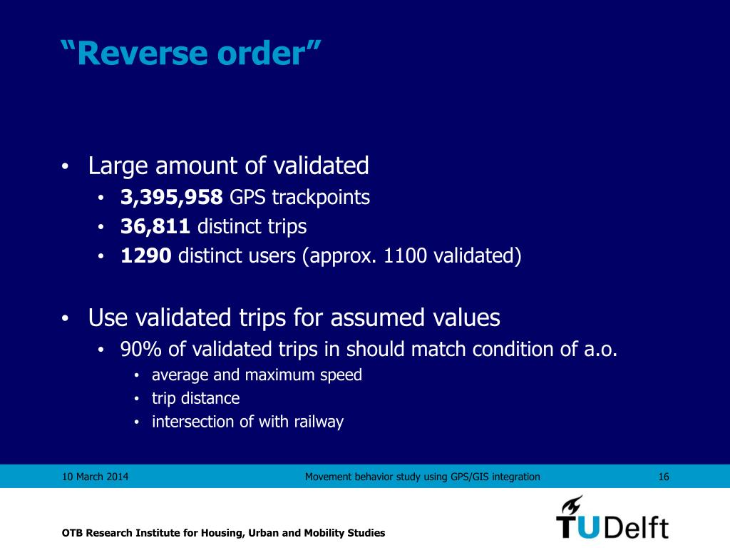 """Reverse order"""