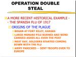operation double steal11