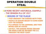 operation double steal12