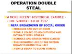 operation double steal14