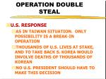 operation double steal44