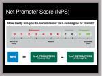 net promoter score nps