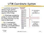 utm coordinate system41