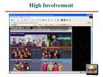 high involvement