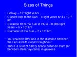 sizes of things35