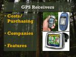 gps receivers5