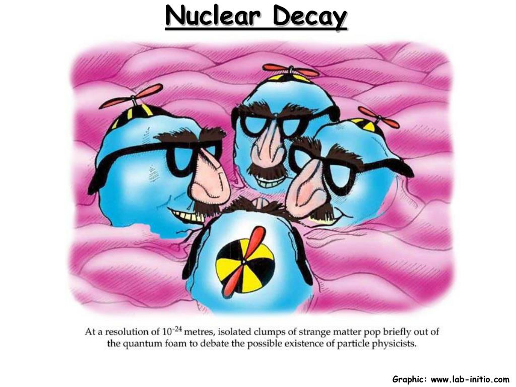 nuclear decay l.