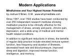modern applications34