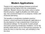 modern applications38