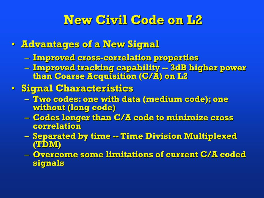New Civil Code on L2
