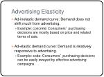 advertising elasticity14