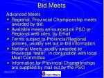 bid meets