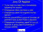jury of appeal72