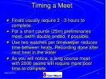 timing a meet43