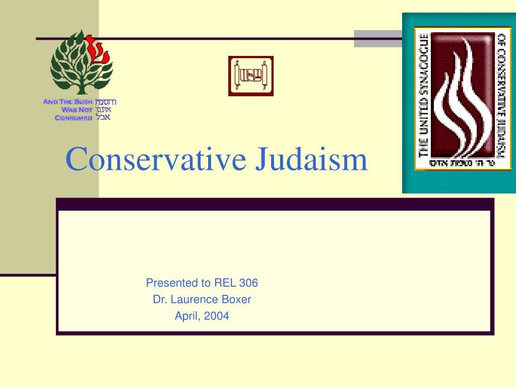 conservative judaism l.