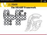 the sharp framework17