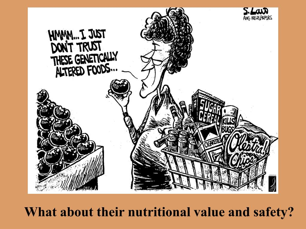 What about their nutritional value and safety?