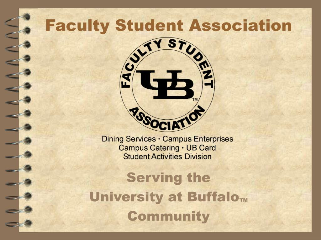 faculty student association l.