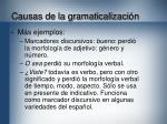 causas de la gramaticalizaci n15