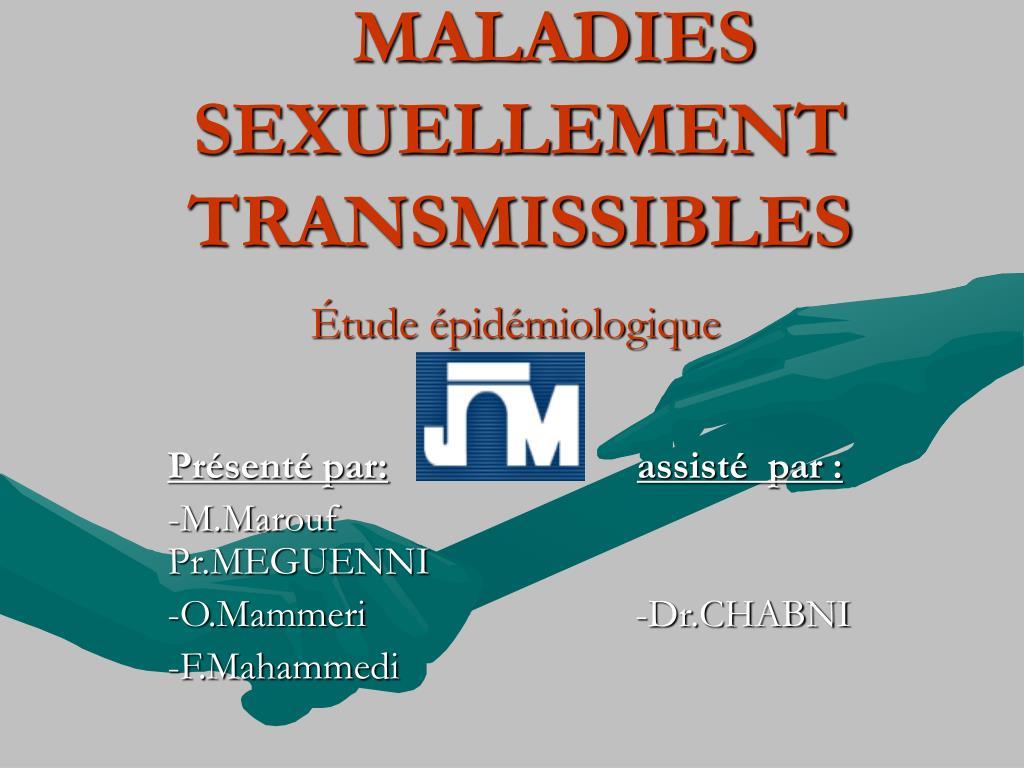 maladies sexuellement transmissibles l.