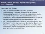 module 6 small business metrics and reporting 006p reporting