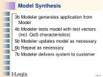 model synthesis41