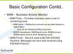 basic configuration contd11