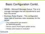 basic configuration contd9
