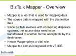 biztalk mapper overview