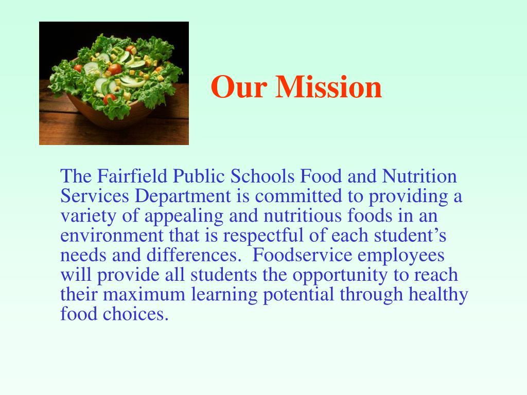our mission l.