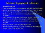medical equipment libraries18