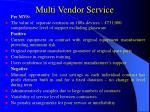 multi vendor service10
