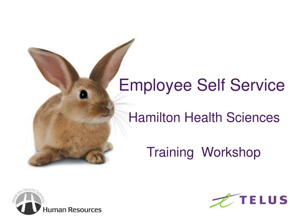 employee self service l.