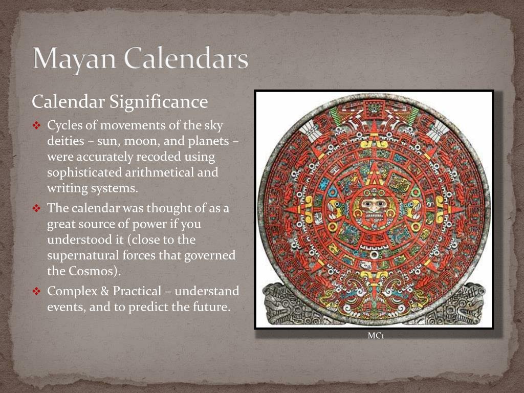 PPT - Mayan Science PowerPoint Presentation - ID:711396