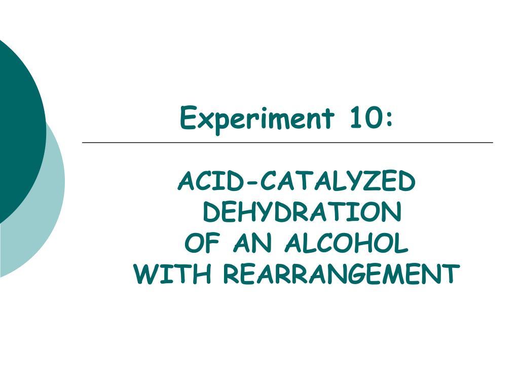 experiment 10 l.