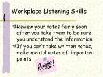 workplace listening skills25