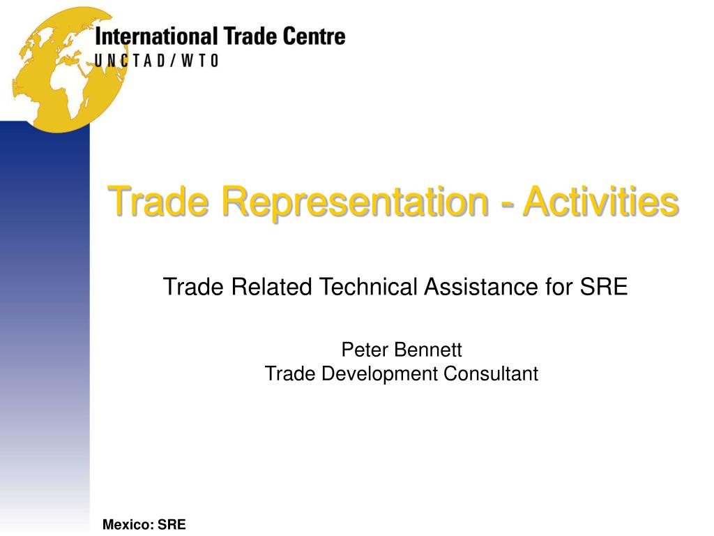 trade representation activities l.