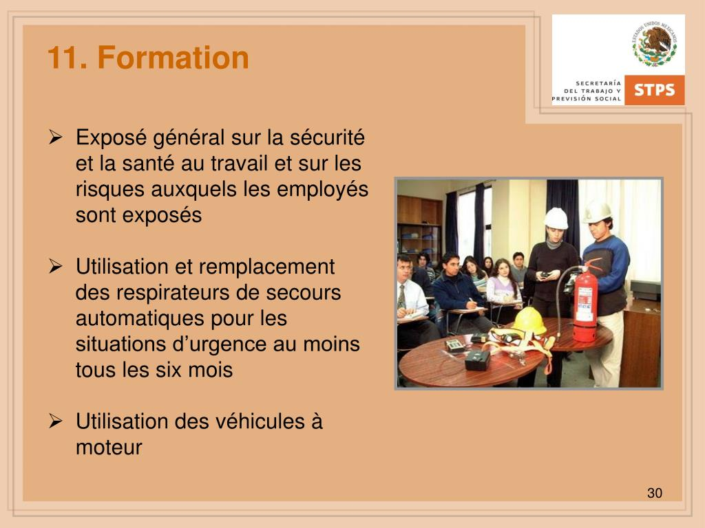 11. Formation