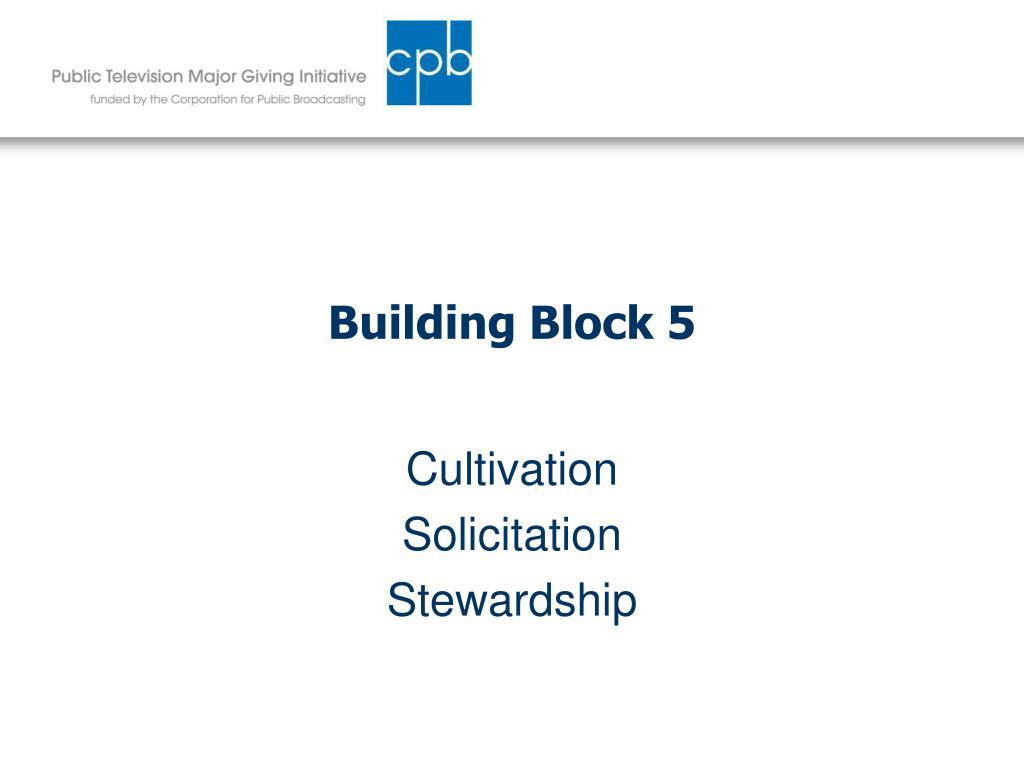 building block 5 l.