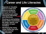 career and life literacies13
